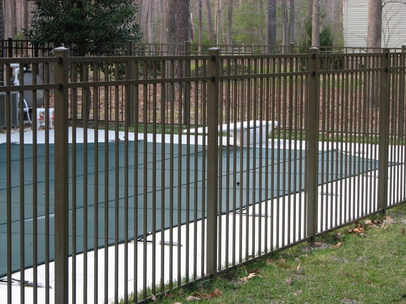 Aluminum Amp Vinyl Fencing Privacy Fences Wood Fence