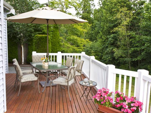 Deck Installation And Restoration